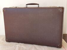V6106 Alter Reisekoffer um 1940 ~ sehr dekorativ ~ Vintage ~ Koffer