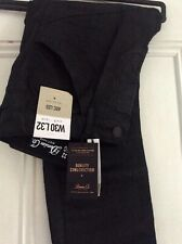 Brand new mens arc leg jeans, waist 30 inch, length 32 inch