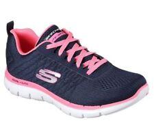 Zapatillas deportivas de mujer textiles Flex Appeal color principal azul
