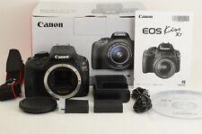 "Canon  EOS Kiss X7 "" EOS Rebel SL1,EOS 100D"" shutter 1,017  [Excellent]  333-J03"