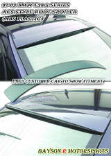 A-Style Roof Spoiler Wing (ABS) Fits 96-03 BMW E39 5-Series