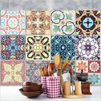 PS00059 Adesivi murali in pvc per piastrelle per bagno e cucina Stickers design