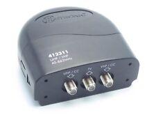 Coupleur 2 Entrées UHF / VHF 412311 METRONIC M01