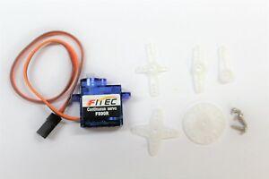 1 x Continuous Rotation Servo Motor 360 Degrees 9g Micro + Servo Horns