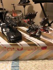 Transformers: Dark of the Moon Barricade And Laserbeak Lot