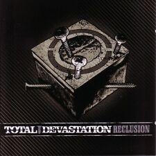 TOTAL DEVASTATION Reclusion CD