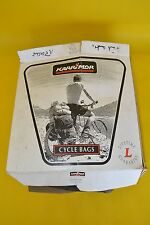 VINTAGE karrimor cycles bags !! NOS NIB NIP !!!! VERY RARE !!