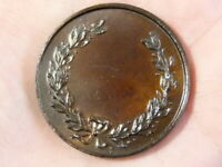 Vintage THE SMALLHOLDER CHAMPIONSHIPS Bronze Medal 38mm #T2484
