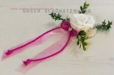 6 x Aufleger Tischdekoration pink zur Hochzeit Taufe Tischdeko TD0064 (10)