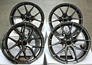 4 cerchi in lega da 18 modello Cruize GTO GM 8.5x18 5x100 Seat Audi Volkswagen