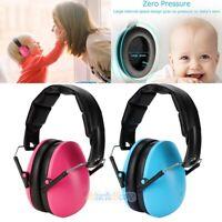 Baby Girls Boys Earmuffs Ear Hearing Protection Kids Noise Cancelling Headphones