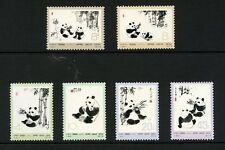 CHINA 1973 PANDAS SET..Very Fine...MNH....UNMOUNTED MINT