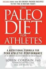 The Paleo Diet for Athletes 'A Nutritional Formula for Peak Athletic Performance