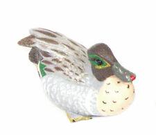 AAA 97320B Blue Winged Teal Duck Toy Bird Model Animal Replica - NIP