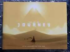 The Art of Journey by Matt Nava, 1st Edition, Signed, New (Hardcover, 2012)