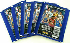 5 X Packets 2020-21 NBA Panini Stickers and Cards La Melo Edwards Rc?
