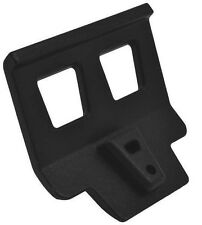 Associated SC10 4x4 RPM T4 Heavy Duty Rear Skid Plate replacement black 73812