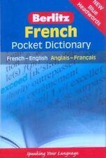 French Pocket Dictionary: French-English/Anglais-Francais (Berlitz Pocket Dictio