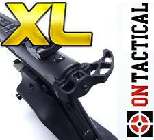 NEW XL Ruger RACKER RACK SLIDE Charger 22/45 MKIII (3) MK IV - bolt loop BLACK