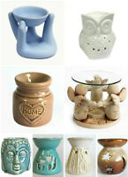Ceramic Oil Burner Melt Wax Warmer Diffuser Candle Holder