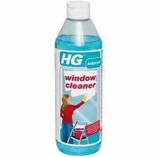 HG Concentrated Window Cleaner 500ml No Streaks Glass Cleaning Solution Spray
