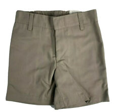 K12 Girls School Uniform Shorts Nwt 2445Lg Khaki/Navy Size 3 or 6 Uni19