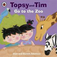 Topsy and Tim: Go to the Zoo by Jean Adamson (Paperback, 2009) (I24)