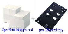 Inkjet PVC ID Card J Tray for Canon MG5420 MG6320 MX922 MG7120 iP7230 iP7220 ect