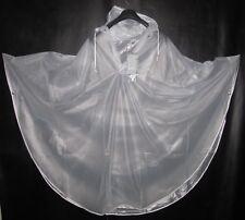 Poncho, regencape, PVC poncho, lluvia poncho, lluvia prendas de vestir, talla M/L