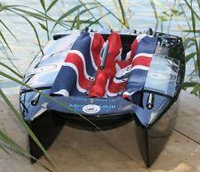 Angling Technics Microcat baitboat Wright Tackle Union Jack Hopper TENDAGGI