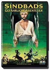 SINDBADS GEFÄHRLICHE ABENTEUER Ray Harryhausen JOHN PHILLIP LAW Sindbad DVD Neu