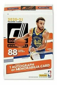 2020-21 Panini Donruss Blaster Box, 88 cards 🔥 May Pre Order 🏀 Basketball NBA