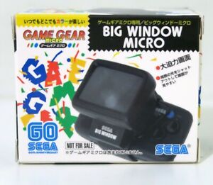 *Brand New* Sega Game Gear Micro Big Window 30th Anniversary - Free Postage