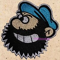 Brutus Face Patch Popeye Tv Serie Cartoon The Sailor Man Olive Bluto Embroidered
