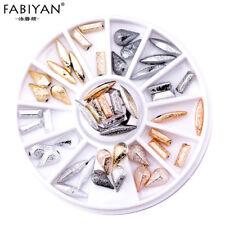 Stud Glitter Wheel Decoration Accessories UV Gel Polish Manicure Tools Nail Art