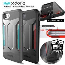 iPhone 7 Case 7 Plus For Apple Genuine X-doria Gear Hard Drop Metal Cover
