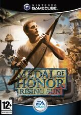 MEDAL OF HONOR RISING SUN GAMECUBE GAME PAL