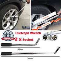 Lug Wrench Car Wheel Telescoping 17 19 21 23 Socket Remove/Tightening Wheel Nut