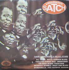 Louis Armstrong & His All-Stars - Ambassador Satch (Vinyl-LP England 1971)
