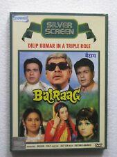 BAIRAAG - DVD -  Dilip Kumar Saira Banu -  BOLLYWOOD MOVIE