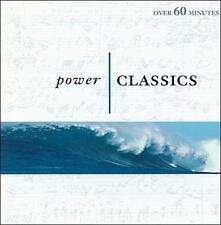Various Artists : Power Classics CD,   Beethoven, Liszt, Wagner, Bizet  & more