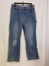 Vintage Hydraulic Jeans Stonewashed Boys Juniors Size 7/8 Velcro Pockets No. 1