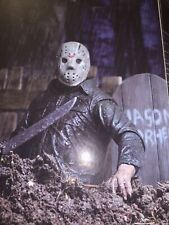 NECA Jason Voorhees Friday The 13th 7 inch Action Figure - 39709