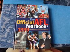 THE OFFICIAL AFL YEAR BOOK 1999  - AS NEW..HARD COVER