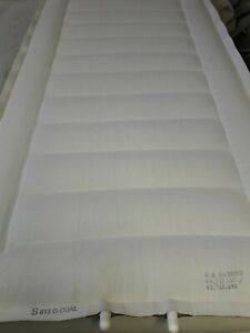 Used 1/2 Queen Select Comfort Sleep Number Air Chamber Mattress S813 Q-Dual
