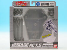 BANDAI TAMASHII STAGE ACT 5 MECÁNICA TRANSPARENTE SOPORTES STAND FIGUARTS SRC