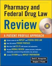 Pharmacy & Federal Drug Law Review: A Patient Profile Approach [With CDROM]