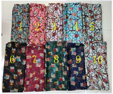 WHOLESALE 10 PCS BRANCH OWL PRINT SCARVES WRAPS JOBLOT