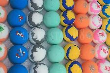 14 Bath Bombs assorted colors Christmas Stocking Stuffers Holiday Presents Gifts