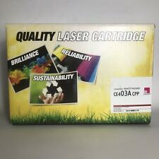 Quality Laser Cartridge For HP CE403A Magenta Color